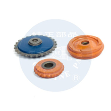 456-6363 Roller set Rubber parts